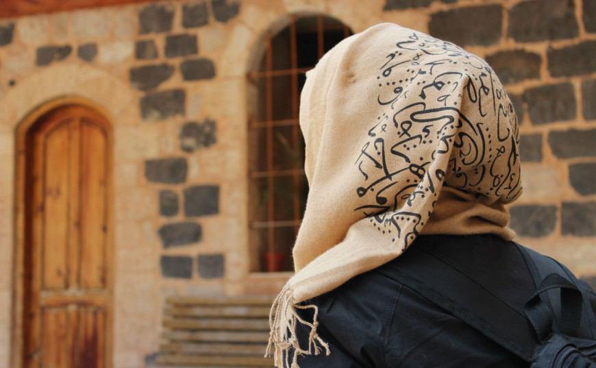 تصویر دادخواست دانشجوی مسلمان علیه دانشکده پرستاری