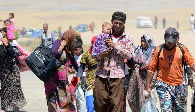 تصویر نماینده دبیر کل سازمان ملل در عراق: با آستان مقدس حسینی به عنوان مهم ترین نهاد حامی آوارگان همکاری می کنیم