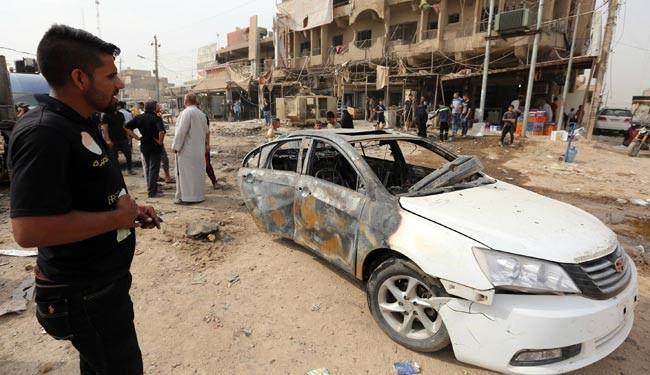 تصویر دوبرابر شدن تلفات اقدامات تروریستی در عراق طى ماه گذشته