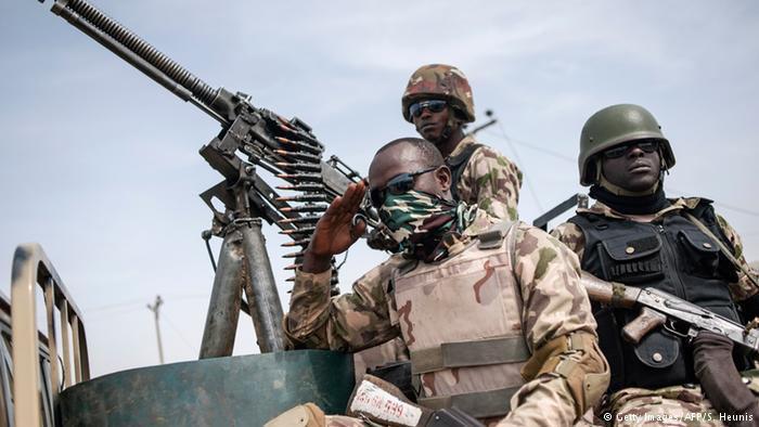 تصویر ارتش نیجریه به قتل عام شیعیان زاریا متهم شد