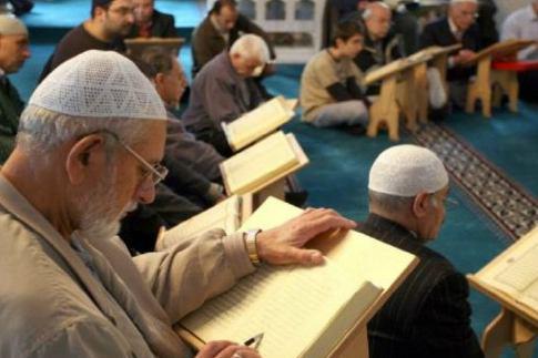 تصویر مالیات برای نماز در آلمان!