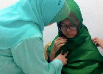 تصویر جوان تازه مسلمان مالزیایی:  اسلام شادی و آرامش برایم به ارمغان داشته است