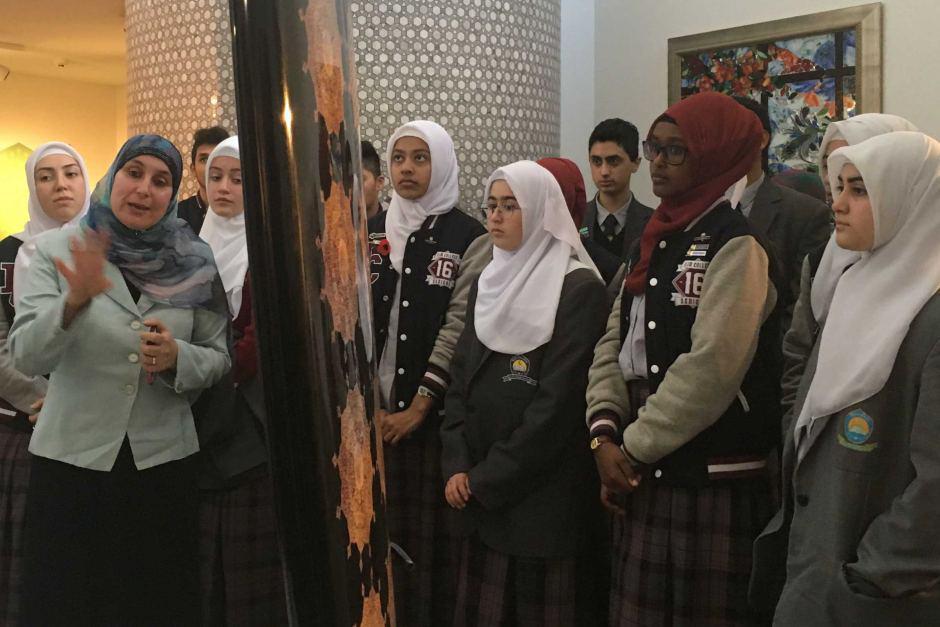 تصویر بازدید ۲۰ هزار نفر از موزه اسلامی استرالیا