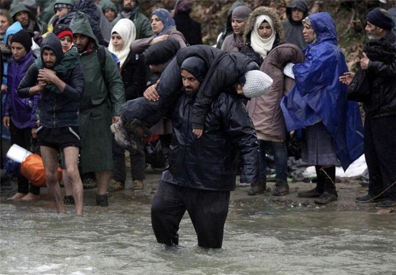 تصویر بيانيه سازمان جهانى عدم خشونت در خصوص پناهندگان