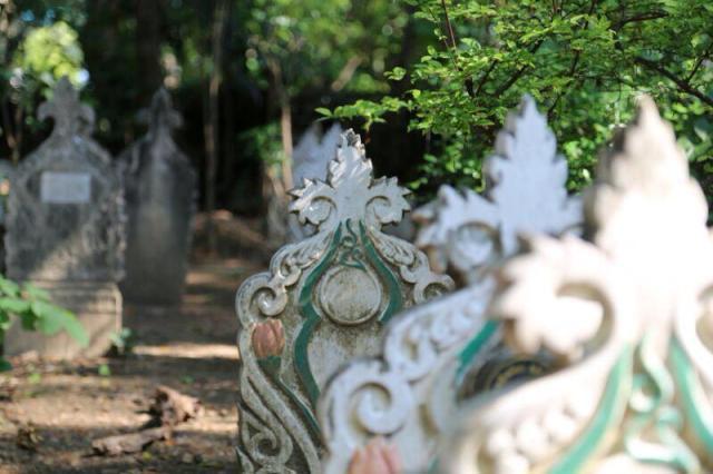 تصویر بازسازى قبرستان مسلمانان تایلند و ساخت حسينيه در پايتخت اين كشور