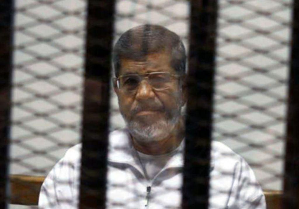 تصویر دستگاه قضایی مصر نام «مرسی» را در فهرست تروریستها قرار داد