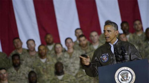 تصویر اوباما: نیروهای نظامی آمریکا در افغانستان به 8 هزار و 400 نفر افزایش می یابد