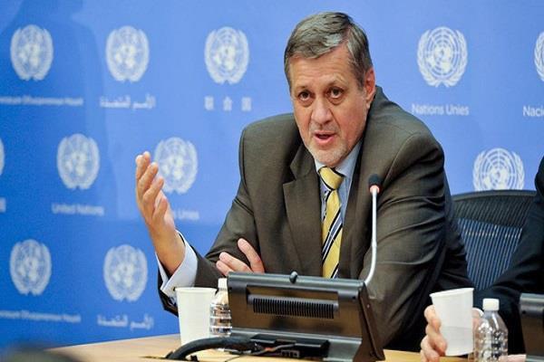 تصویر محكوميت حمله به امامزاده سيد محمد از سوى سازمان ملل