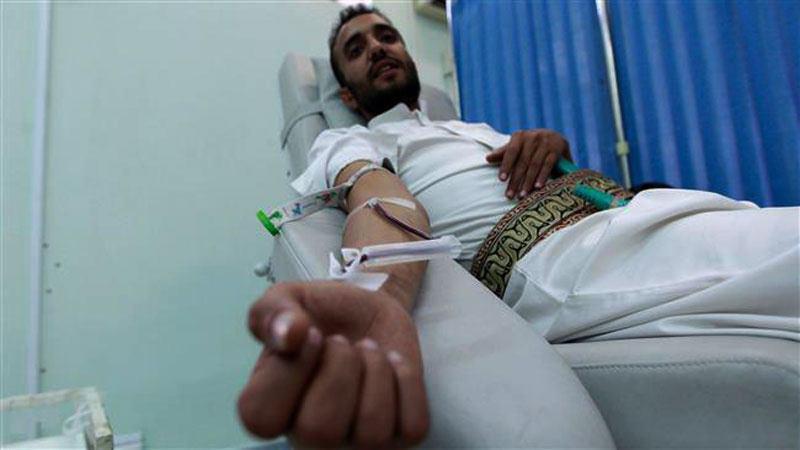 تصویر هشدار پزشکان بدون مرز نسبت به وضعيت ناگوار ۴ هزار بیمار يمنى