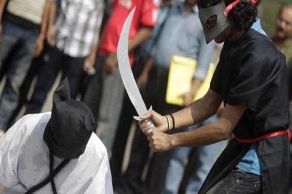 تصویر انتقاد عفو بین الملل به اعدامهای گسترده در عربستان