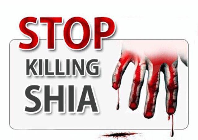 تصویر قتل یک بانوی پاكستانى به دليل شیعه شدن
