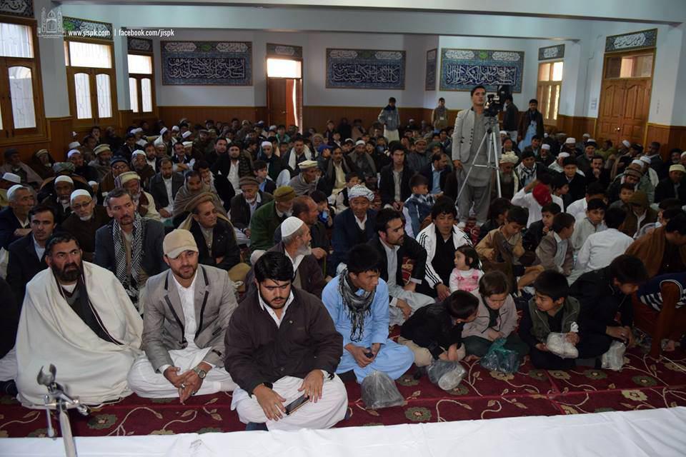 تصویر گرامیداشت دهه رضویه در پاکستان