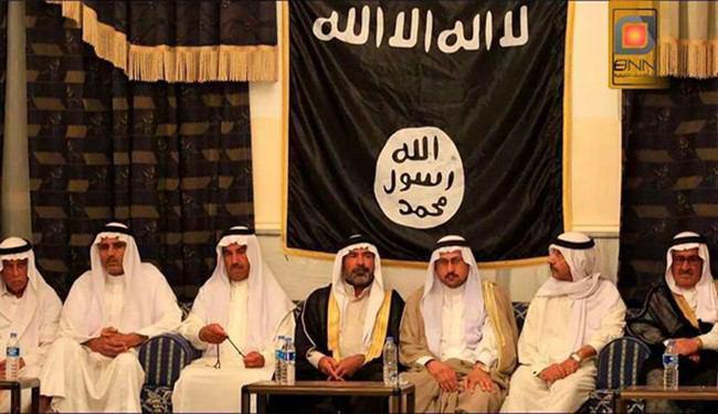 تصویر بازداشت فرمانده ارشد داعش در پایتخت عراق