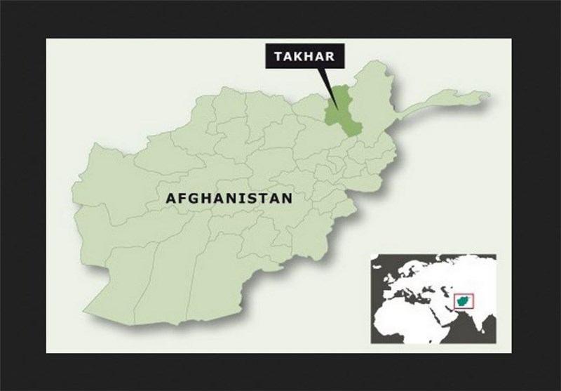 تصویر ۳۰۰ پلیس در شمال افغانستان تحت محاصره طالبان
