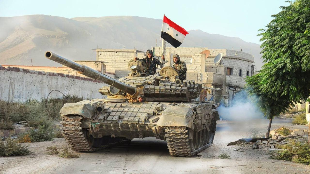 Photo of ناكامى حمله تروریست ها به حومه شمالی حماه