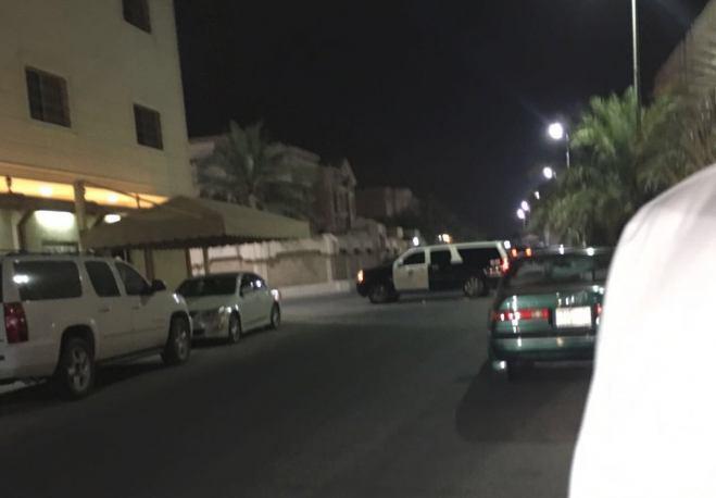 تصویر خنثی سازی حمله تروریستی به یکی از مساجد قطیف عربستان