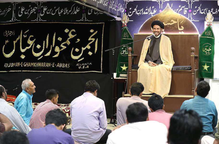 """تصویر تا سال آینده، مسجد شیعیان """"دارالعباس"""" در آمریکا توسعه مییابد"""