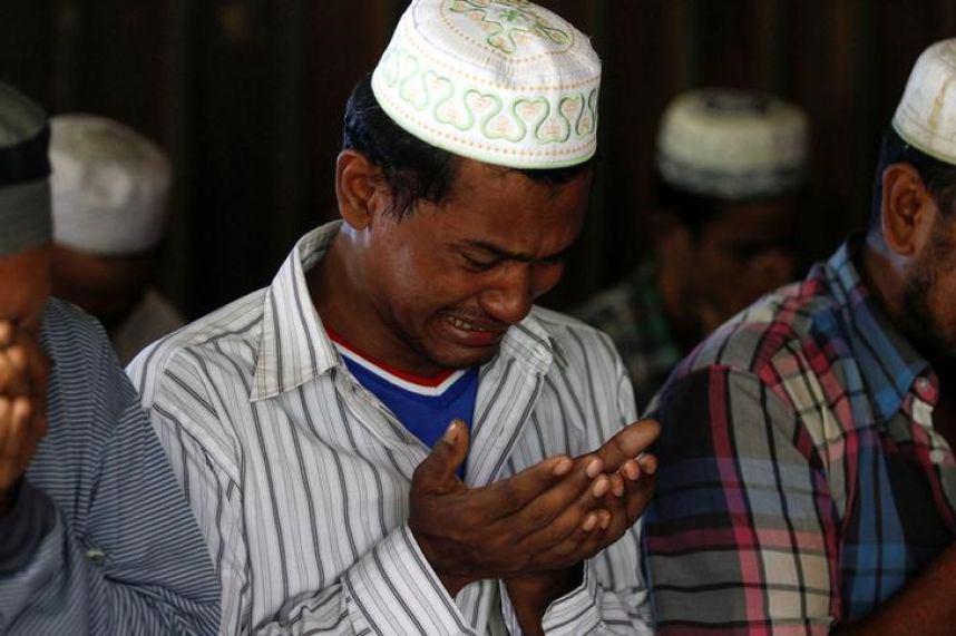 تصویر تداوم محرومیت مسلمانان روهینگیا از فریضه حج