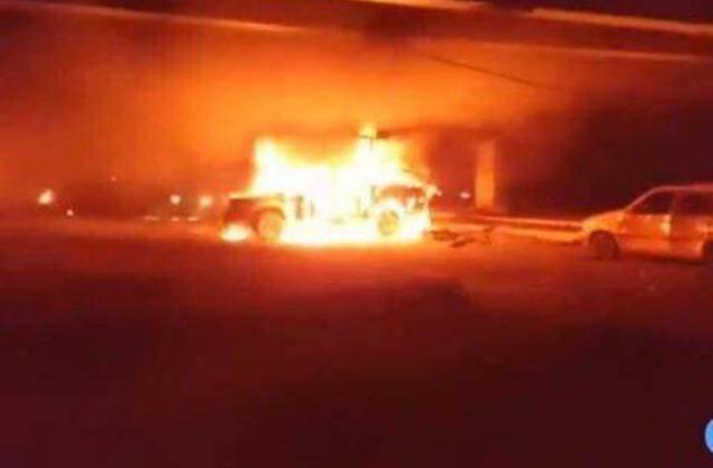 تصویر بیش از 80 زخمی و شهيد در دو انفجار تروریستی بغداد