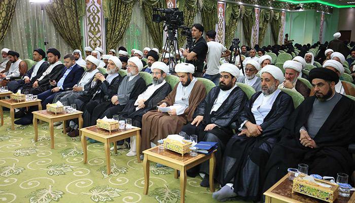 تصویر برگزاری پنجمین همایش تبلیغی حرم امام حسین علیه السلام