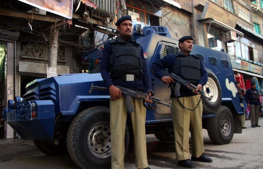 تصویر اتخاذ تدابیر شدید امنیتی ویژه محرم در پاکستان