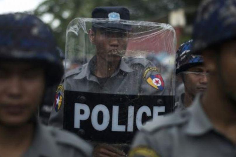 تصویر درخواست سازمان ملل برای تحقیق درباره کشتار مسلمانان میانمار
