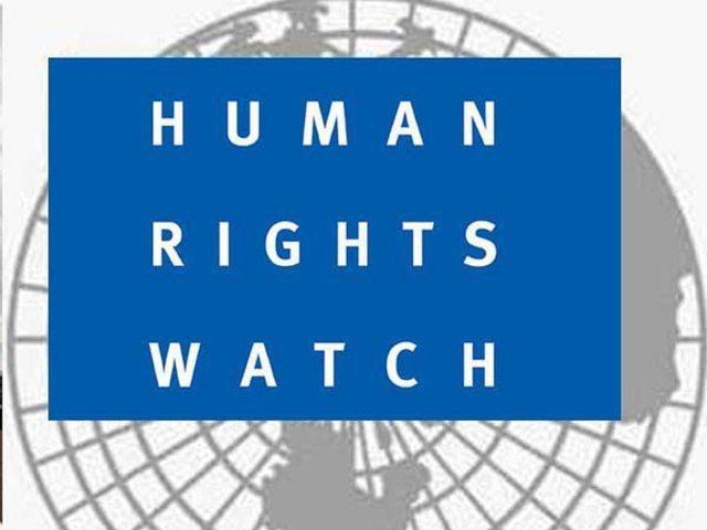 تصویر دیدهبان حقوق بشر: تعرض مقامات نیجریه و تروریستهای بوکوحرام به آوارگان جنگی
