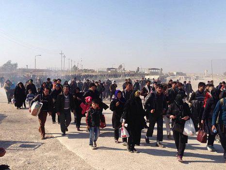 تصویر مقامات عراقی: ما همچنان آماده استقبال زائران از تمامی مرزهای ايران هستيم