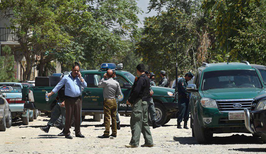 تصویر حمله تروريستى به عزادارى اربعين در كابل