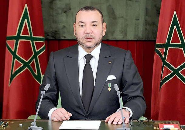 تصویر پادشاه مراکش خود را امیرالمومنین همه ادیان خواند!