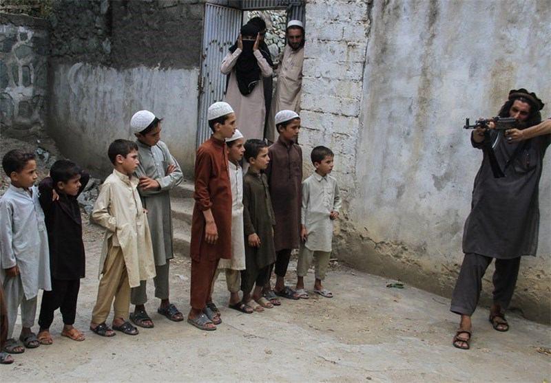 تصویر مدارس فعال داعش در ننگرهار افغانستان