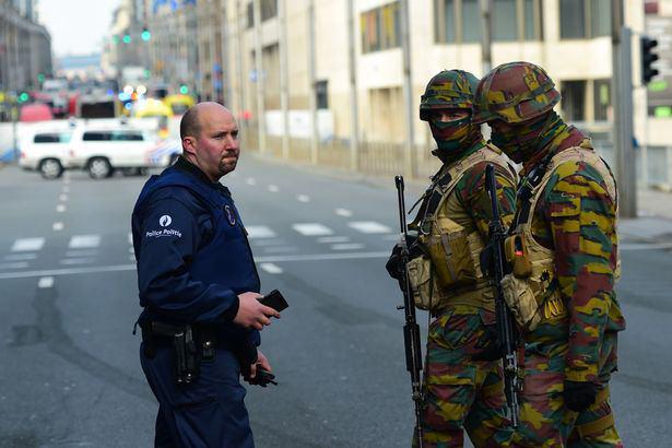 تصویر خنثی شدن حمله تروریستی داعش در روتردام هلند
