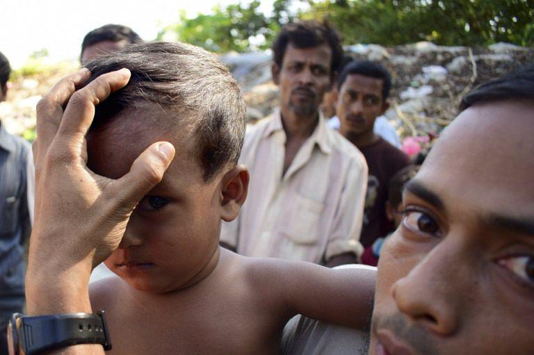 تصویر درخواست سازمان ملل از رئیس جمهور میانمار