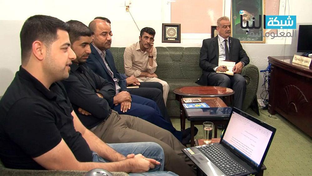 تصویر بررسی وضعیت اصلاحات سیاسی و اجتماعی عراق در شهر مقدس کربلا