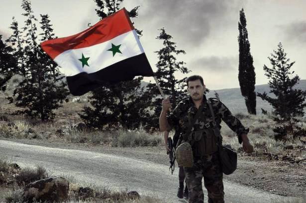 تصویر «حلب» بزرگ ترین شهر سوریه به طور کامل آزاد شد