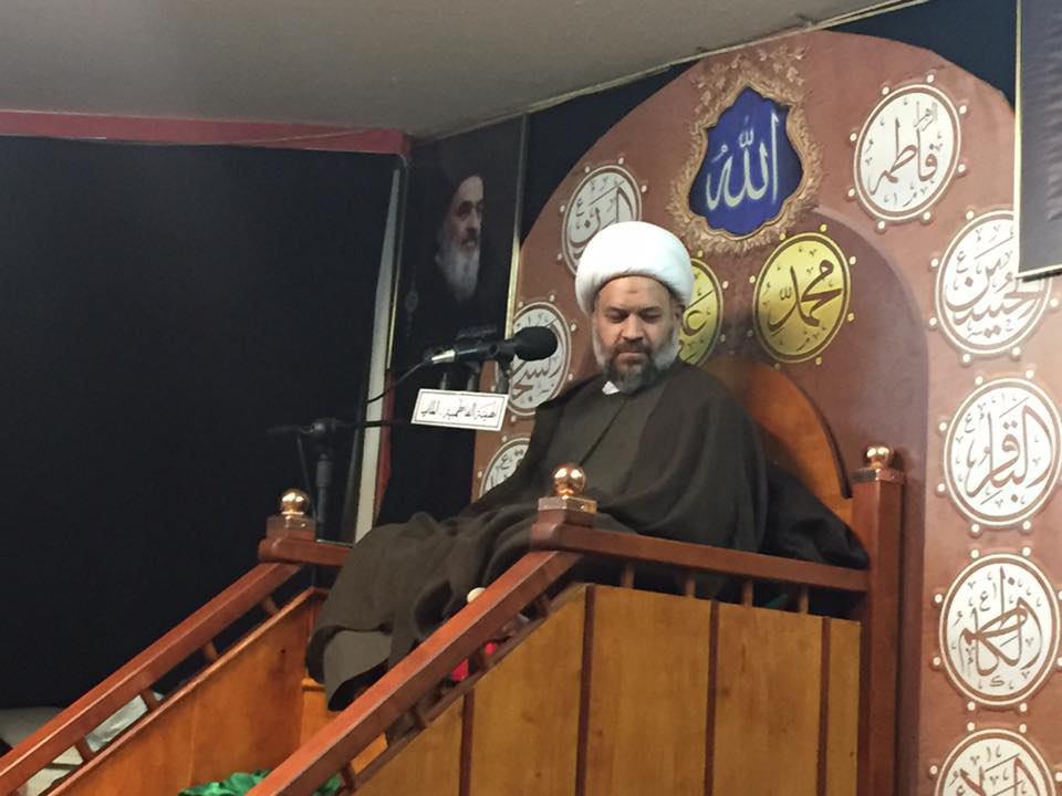 تصویر جلسات هفتگي «هيئت مذهبي فاطميه»، در کشور آلمان