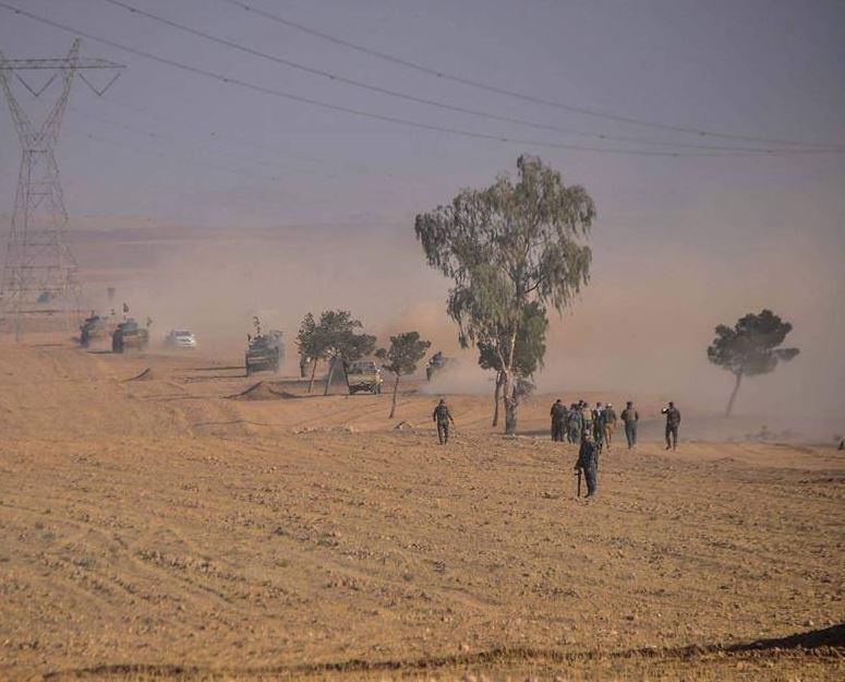 تصویر شکست سنگین داعش در غرب موصل با تلفات 300 نفری