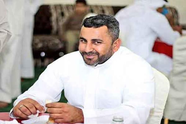 تصویر جان باختن یکی از شیعیان قطیف، در زندان عربستان
