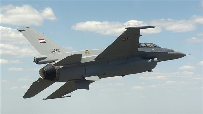 تصویر هلاکت 174 داعشی در حملات هوایی ارتش عراق