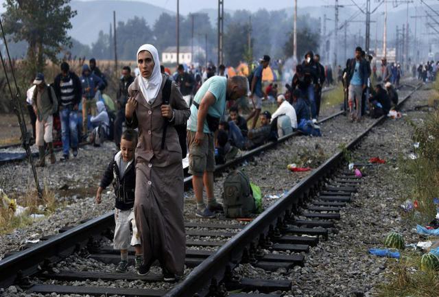 تصویر عفو بینالملل: مسلمانان هدف قوانین ضد تروریسم اتحادیه اروپا هستند