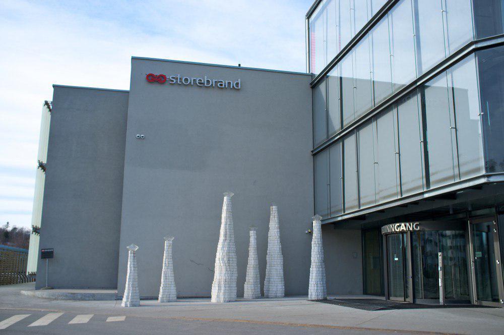 تصویر اعطای وام بدون بهره در بانک نروژی