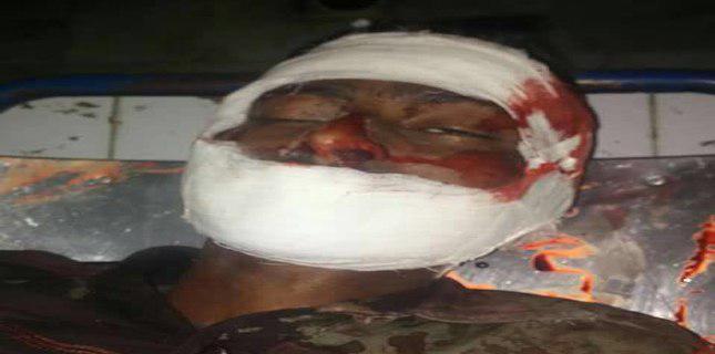 تصویر شهادت جوان شیعه به ضرب گلوله تکفیریها در کراچی