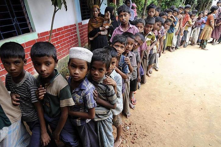 تصویر سازمان ملل: ۸۷ هزار میانماری به ترک منازل مجبور شدهاند