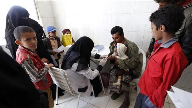 تصویر يونيسف: عربستان، دستاوردهای بهداشتی یمن را از بین برده است
