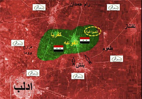 تصویر جنایت جنگی در سوریه
