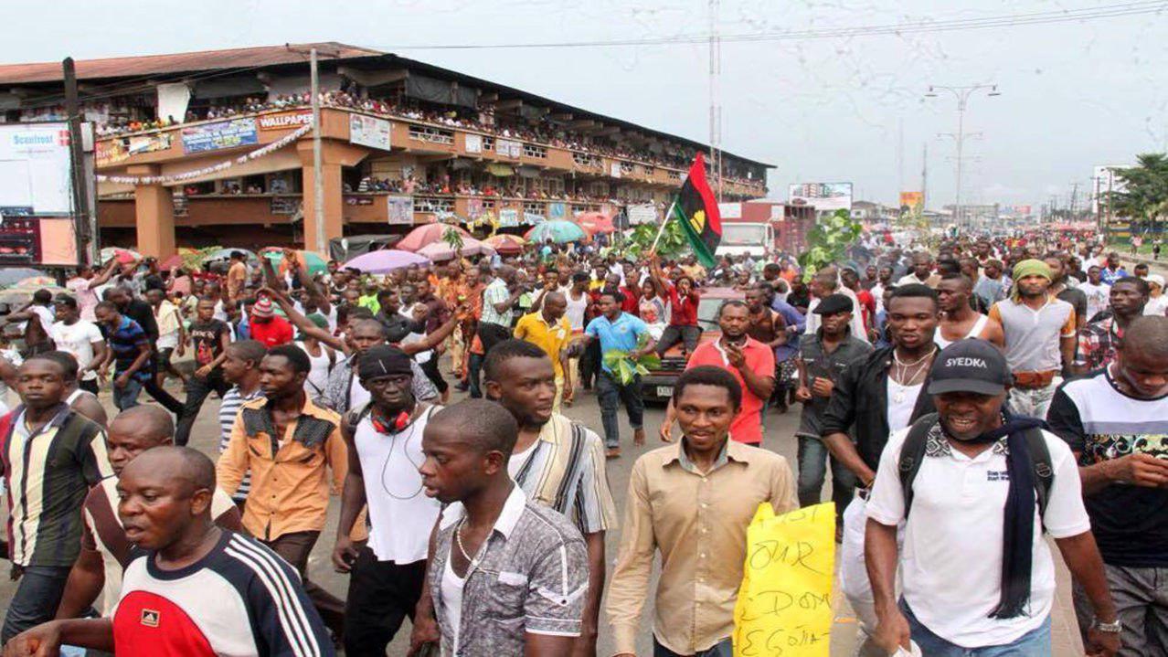 تصویر اعتراض گروه حقوق بشر نیجریه به سختگیریها علیه شیعیان این کشور