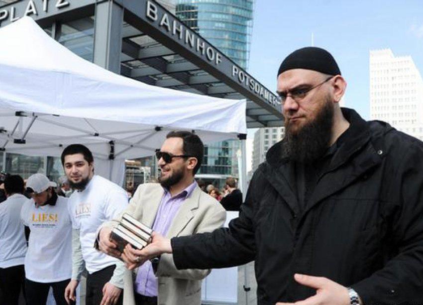 تصویر نگرانی شیعیان آلمان از حملات سلفیها