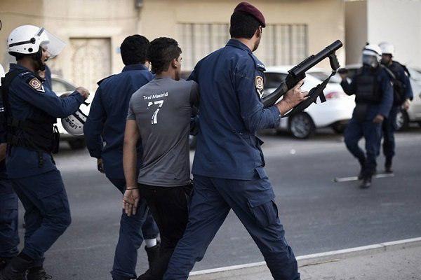 تصویر حبس های طولانی و سرکوب و حمله به عزادارى فاطميه در بحرین