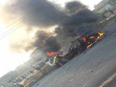 تصویر 10 شهید و مجروح در انفجارهای شبانه در بغداد