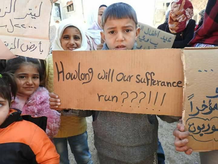 تصویر ناامیدی فوعه و کفریا از گفتگوهای صلح